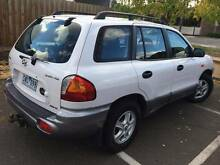 2004 Hyundai Santa Fe Wagon Southbank Melbourne City Preview