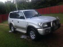 2000 Toyota Prado wagon Mission Beach Cassowary Coast Preview