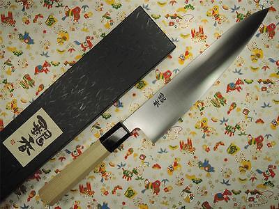 Japanese GINGA White Steel Wa-Gyuto Knife 240mm