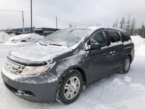 2012 Honda Odyssey LX 7 PASSAGERS