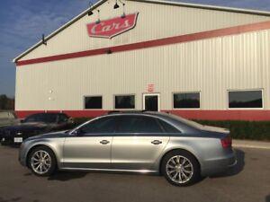 2012 Audi A8 Premium