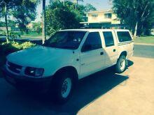 1999 Holden Rodeo Dual cab North Mackay Mackay City Preview