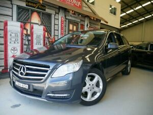 2011 Mercedes-Benz R-Class V251 MY2011 R350 CDI 7G-Tronic AWD Charcoal Grey 7 Speed Sports Automatic