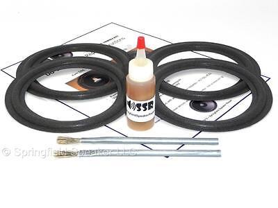 "4 Advent Laureate 6.5"" Speaker Foam Surround Repair Kit - 4A65"