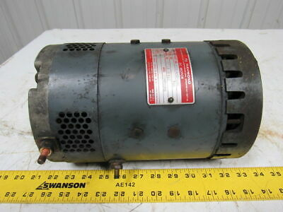 Raymond 570-445-200 5bc 48 Jb 837 36vdc Electric Motor From Model 60 Forklift