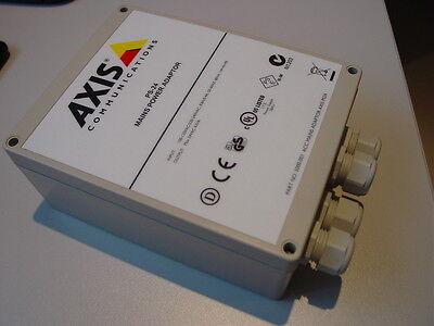 Axis 5000-001, 24VAC Netzteil PS24 Netzwerkkamera 233D NEU Mains Power Adaptor