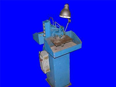 Very Nice Hammond Carbide Tool Grinder Model Wd-6 3 Phase 440 Volts 3600 Rpms