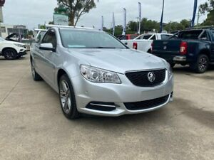 2013 Holden Ute VF MY14 Ute Silver 6 Speed Sports Automatic Utility