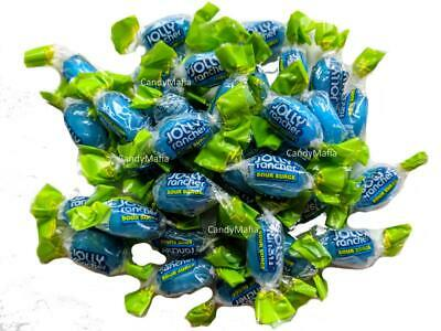 Jolly Rancher Sour Surge Jolly Ranchers Sour Blue Raspberry 80 pieces](Jolly Rancher Blue Raspberry)