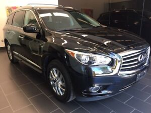 2015 Infiniti QX60 AWD+CERTIFIÉ+ PROLONGE INCLUS WOW ! GARANTIED