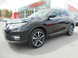 2017 Nissan Rogue SL PLATINE RESERVE AWD DEMONSTRATEUR