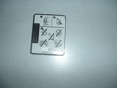 Rewritable Embroidery Memory Card for Brother/Baby Lock, PED Basic, Same As 4M