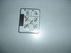 Rewriteable Embroidery Memory Card for Brother/Baby Lock, PED Basic, Same As 4M