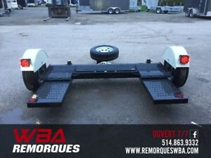 2018 Remorque a Auto -Tow Dolly Maxxforce -Électrique Maxxforce