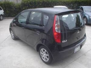 Rent To Own 2009 Mitsubishi Colt Hatchback Brooklyn Brimbank Area Preview