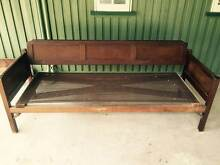 Silky Oak Antique Day Bed Frame Yeerongpilly Brisbane South West Preview