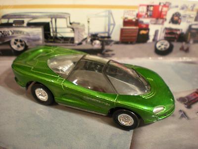 CHEVROLET CHEVY CORVETTE INDY CONCEPT SPORT CAR MODEL 1/64 LIMITED EDITION B63