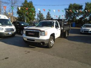 2011 GMC Sierra 3500 WT