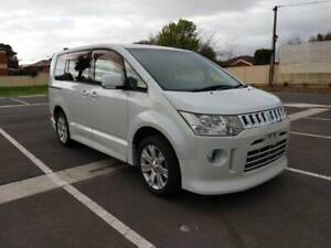 2007 Mitsubishi Delica D5 4WD 8 Seater People Mover SUV 4cyl Petrol Marion Marion Area Preview