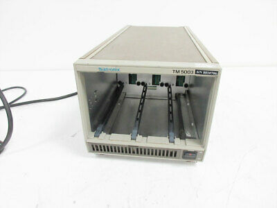 Tektronix Tm5003 Mainframe - Three Slot Module
