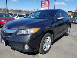 2015 Acura RDX CLEAN CAR PROOF !!  NAVIGATION !!  SUNROOF !!