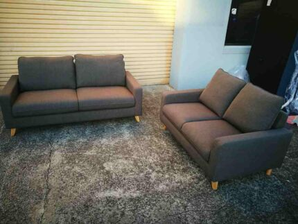 3 and 2 seater sofa lounges