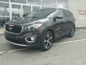 2018 Kia Sorento 3.3L EX+ Panoramic Roof, Leather
