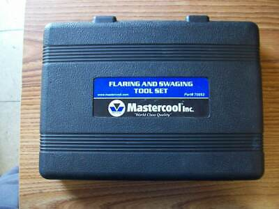 Mastercool 70053 Flaring And Swaging Tool Set