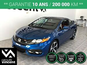 2014 Honda Civic Coupe Si COUPE **SPORT**