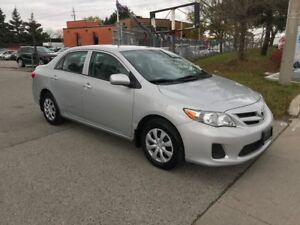 2013 Toyota Corolla SUN ROOF,H/SEATS,SAFETY+3 YEARS  WARRANTY IN