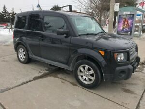 2008 Honda Element EX,AWD,S/R,SAFETY+3YEARS WARRANTY INCLUDED