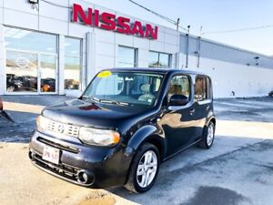 2010 Nissan Cube SL $133 BIWEEKLY! LOTS OF FEATURES AT A LOW PRI