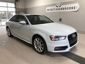 2015 Audi A4 PROGRESSIV PLUS+S-LINE+NAVI NEVER BEEN ACCIDENTED/