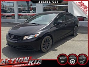 2013 Honda CIVIC LX LX