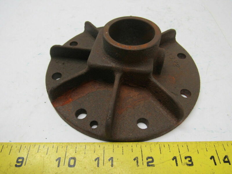 Gast MFG D1322 Drive End Plate for Vane Vacuum Pumps 1065-V2A 1065-V3B