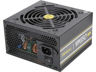 Antec VP PLUS Series VP650 Plus 650W ATX12V / EPS12V 80 PLUS