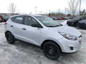 2014 Hyundai Tucson - FWD, SATELLITE RADIO, HEATED SEATS!