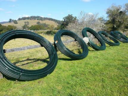 50mm Rural B Poly Pipe x 200 metre rolls (3 sold, 4 left) Forster Great Lakes Area Preview