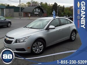 2014 Chevrolet Cruze 1LT AUTOMATIQUE  DEMARREUR  A  DISTANCE