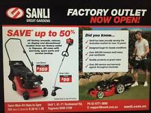Lawn mowers from $129! Brush cutters from $99! Yagoona Bankstown Area Preview