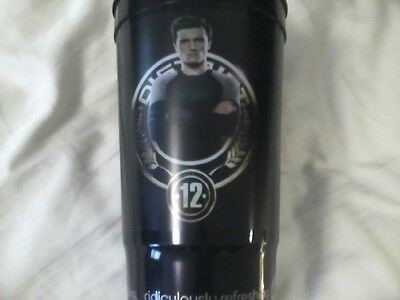 Hunger Games Catching Fire Peeta AMC/ Coca-Cola Collector's Cup Mockingjay