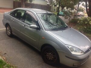 2003 Ford Focus Auto - Ghia edition - new battery & full rego Shenton Park Nedlands Area Preview