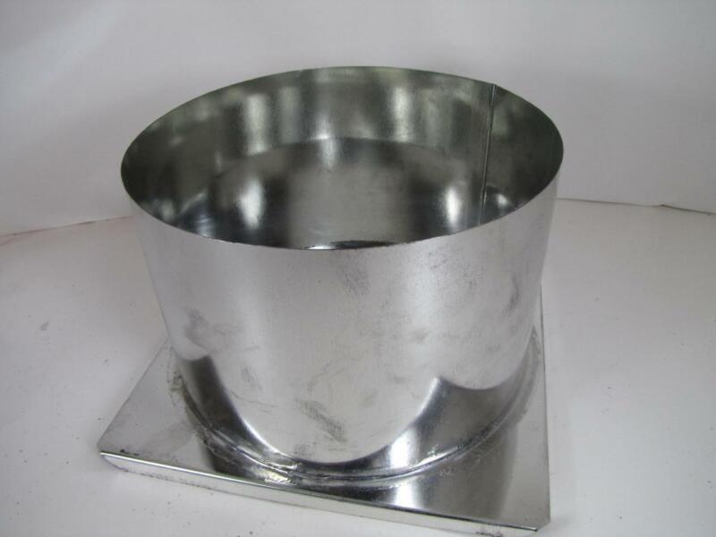 """8"""" dia  x 5"""" Metal Pillar Candle Round Mold"""
