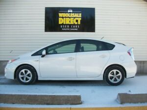 2012 Toyota Prius AT 51 MPG IN TOWN, THERE'S A PRIUS FOR EVERYON