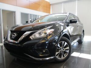 2015 Nissan Murano SL+ CUIR+ NAVIGATION+ MAGS+ BLUETOOTH+ TOIT P