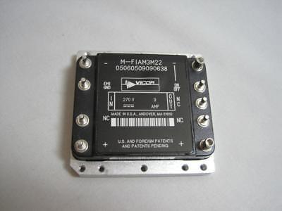Vicor M Fiam3m22  Filter Input Attenuator Module 270V  New