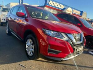 2020 Nissan X-Trail T32 MY21 ST 2WD Red 6 Speed Manual Wagon West Tamworth Tamworth City Preview