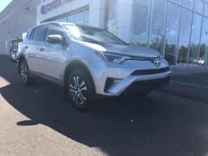 2016 Toyota RAV4 LE Amherst Toyota Certified!