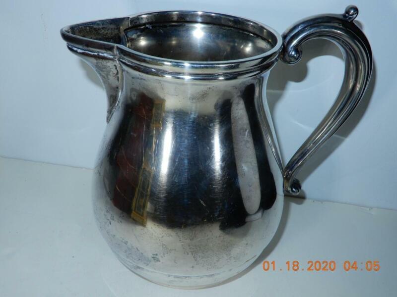 Vintage Gorham Sterling Durgin Water Pitcher 4.5 pints  Model 218
