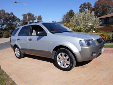 2006 ford territory duel fuel Higgins Belconnen Area Preview
